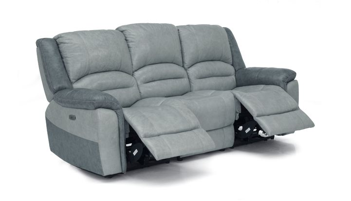 Serena 3 Seater Power Recliner Sofa Best Sofas Online Uk