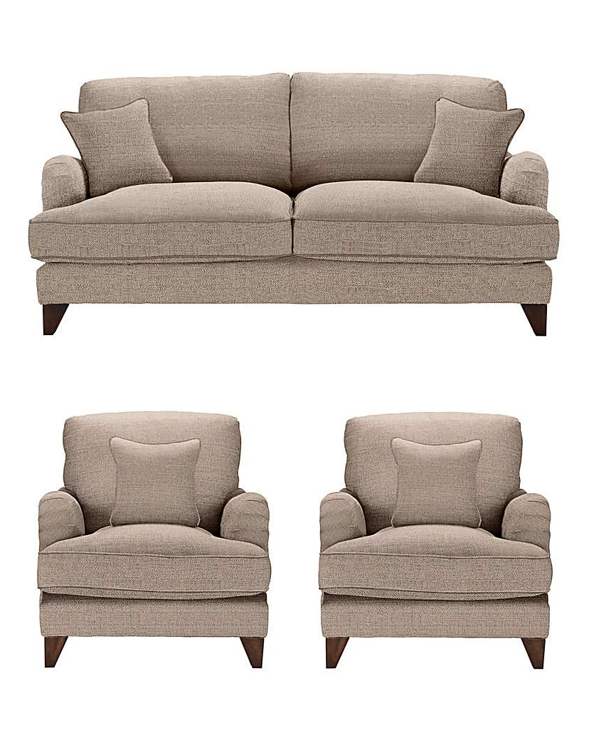 gosford three plus two chairs fashion world best sofas online uk. Black Bedroom Furniture Sets. Home Design Ideas